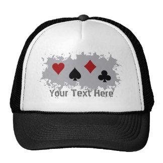 Card Splash custom hat - choose color