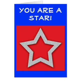 Card- Star Card