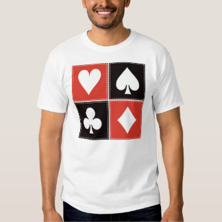 Card Suits 01 Shirt
