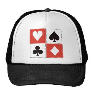 Card Suits 02 Trucker Hat