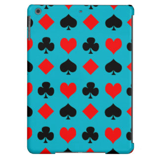 Card Suits Case For iPad Air