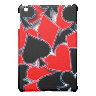 Card Suits Collage  iPad Mini Case