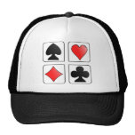 Card Suits Hat