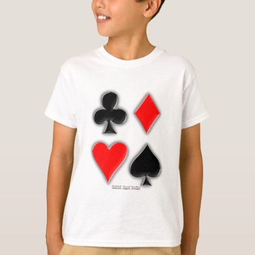 Card Suits T_Shirt