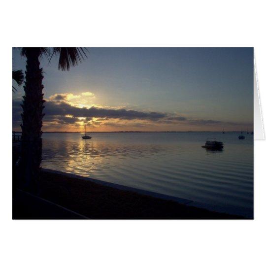 Card - Sunrise