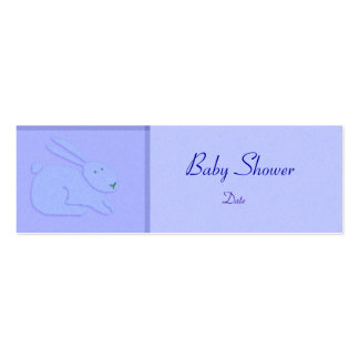Card Template - Baby Announcement/Shower