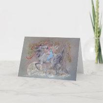 Card — Unicorn Fairy Valentine
