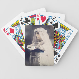 Card up my Sleeve Playing Cards