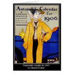 Card: Vintage - Auto Calendar - Penfield