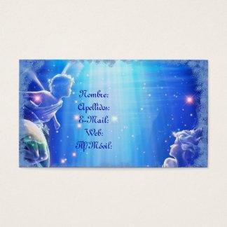 Card Visits Angels