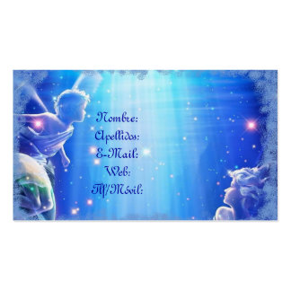 Card Visits Angels Double-Sided Standard Business Cards (Pack Of 100)