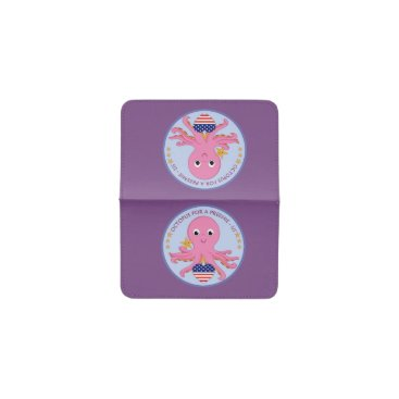 Professional Business Card Wallet Octopus For A Preemie US