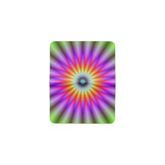 Card Wallet  Wheel of Colour Business Card Holder