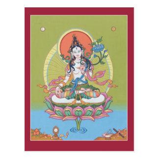 CARD White Tara