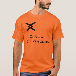 Cardal Convinceon  Ethnicity USA  T T-Shirt