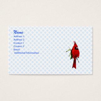Cardan Cardinal Business Card
