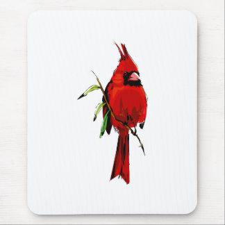 Cardan Cardinal Mouse Pad