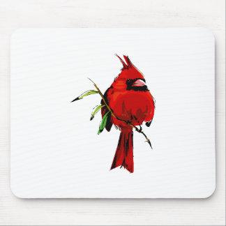 Cardan Cardinal Mouse Mat