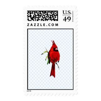 Cardan Cardinal Postage
