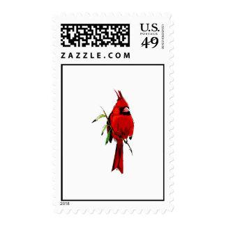 Cardan Cardinal Postage Stamps