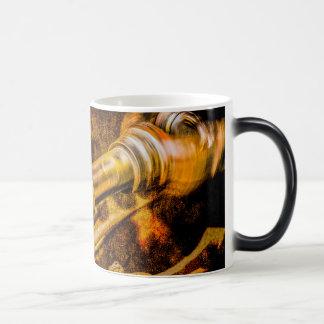 Cardan Shaft - Working Hard Magic Mug