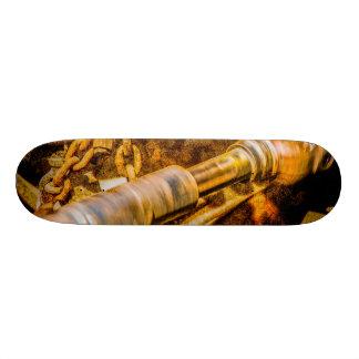 Cardan Shaft - Working Hard Skate Board Deck