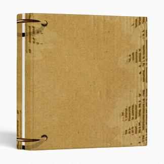 Cardboard Binder