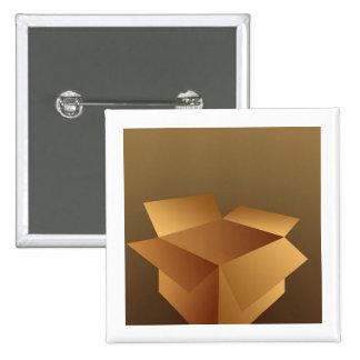 Cardboard Box Pin