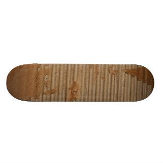 Cardboard Box Skateboard Deck