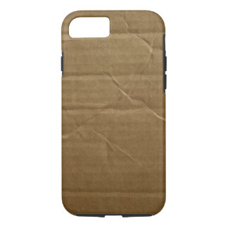 Cardboard Camouflage iPhone Case