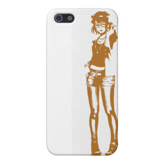 cardboard cutout case for iPhone SE/5/5s