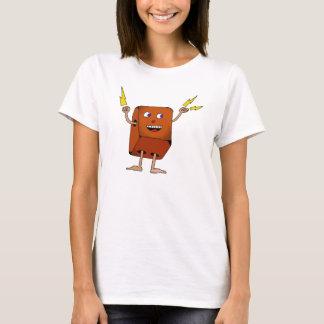 Cardboard Lightening T-Shirt