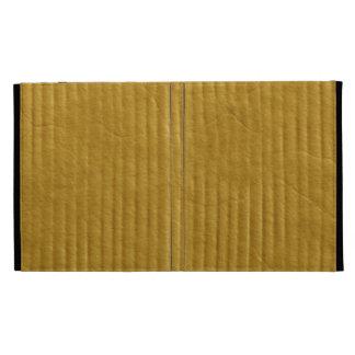 Cardboard Look iPad Case