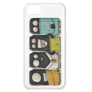 Cardboard Monster Case Case For iPhone 5C