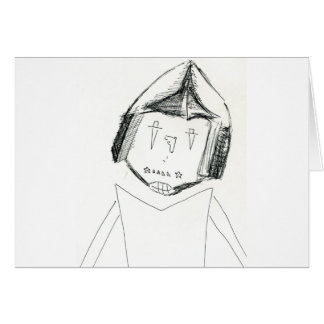 Cardboard Samurai.jpg Card