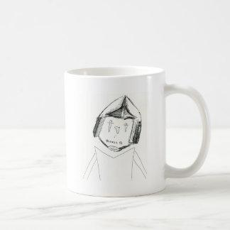 Cardboard Samurai.jpg Coffee Mug
