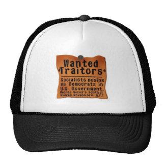 cardboarddesigntraitors trucker hat