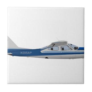 Cardenal 395395 de Cessna 177RG Azulejo