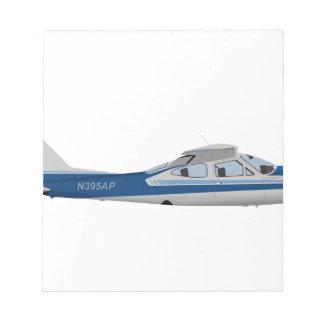 Cardenal 395395 de Cessna 177RG Blocs De Notas