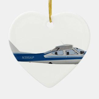 Cardenal 395395 de Cessna 177RG Ornamentos De Reyes Magos