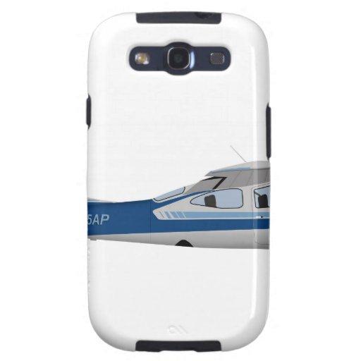 Cardenal 395395 de Cessna 177RG Galaxy S3 Protectores