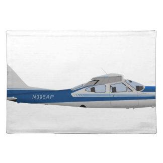 Cardenal 395395 de Cessna 177RG Mantel Individual