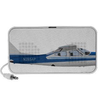 Cardenal 395395 de Cessna 177RG Notebook Altavoz