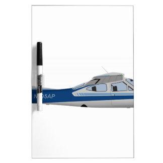 Cardenal 395395 de Cessna 177RG Pizarras Blancas De Calidad