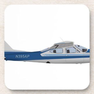 Cardenal 395395 de Cessna 177RG Posavasos