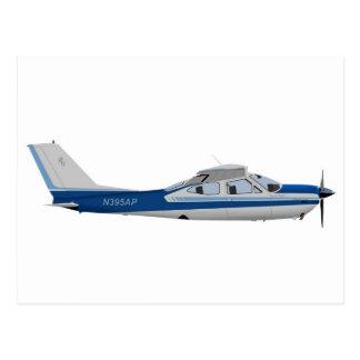 Cardenal 395395 de Cessna 177RG Postales