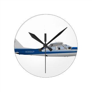 Cardenal 395395 de Cessna 177RG Relojes