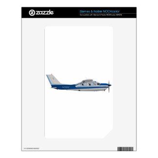 Cardenal 395395 de Cessna 177RG Skins Para NOOK Color