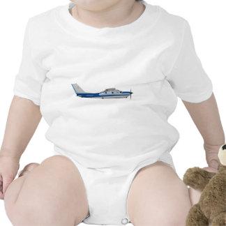 Cardenal 395395 de Cessna 177RG Trajes De Bebé