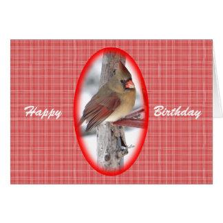 Cardenal 6649 - personalizar tarjeta de felicitación